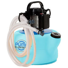 Pump Eliminate 25 V4V